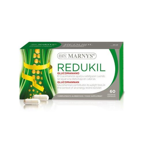 REDUKIL (GLUCOMANANO) 60 CAP MARNYS