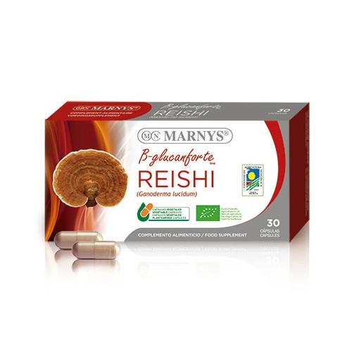 REISHI 30 CAP MARNYS