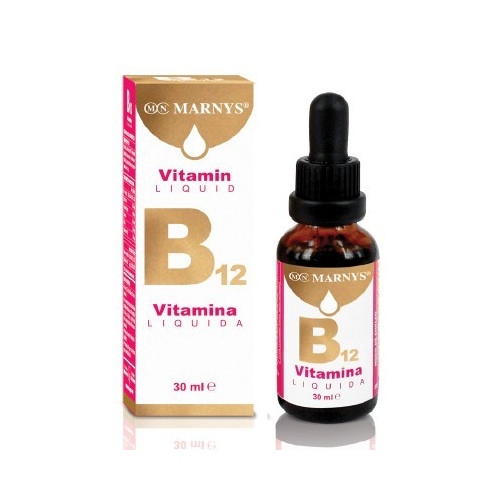 VITAMINA B-12 30 ML MARNYS