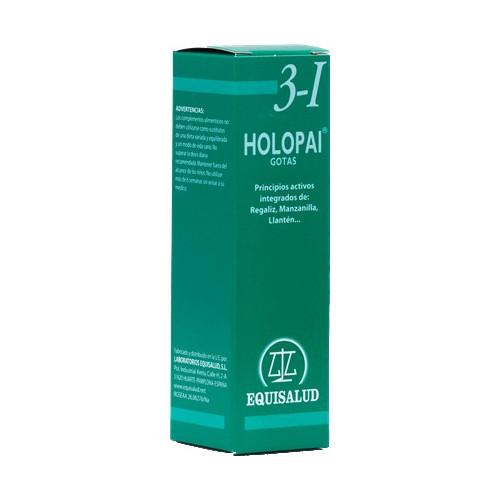 HOLOPAI 3-I GOTAS EQUISALUD