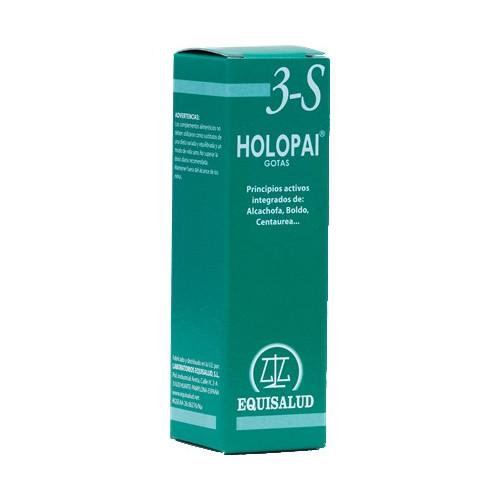 HOLOPAI 3-S GOTAS EQUISALUD