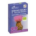 RABANO NEGRO+ALCACHOFA 20 AMP BIOPOLE.INTERSA