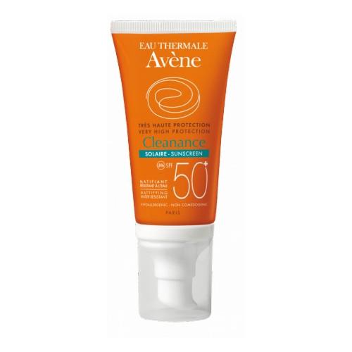 AVENE CLEANANCE SOLAR SPF 50+ 50ML
