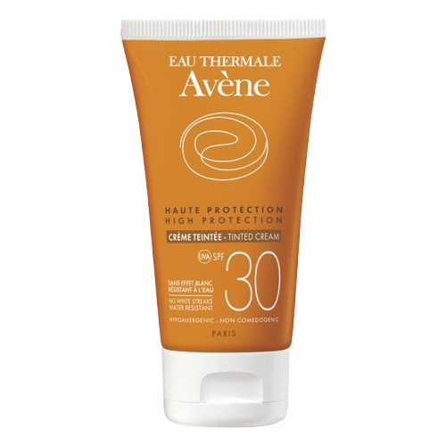 AVENE SOLAR CREMA COLOR SPF30+ 50ML OIL FREE