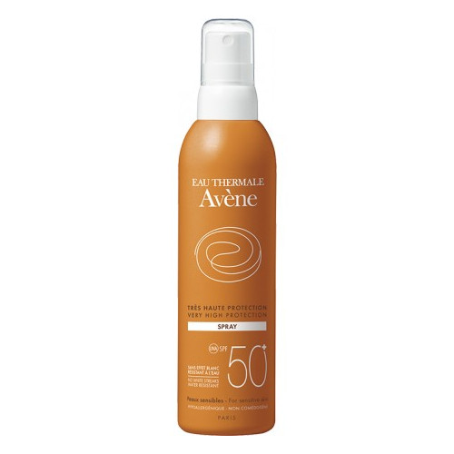 AVENE SOLAR SPRAY SPF 50+ 200 ML