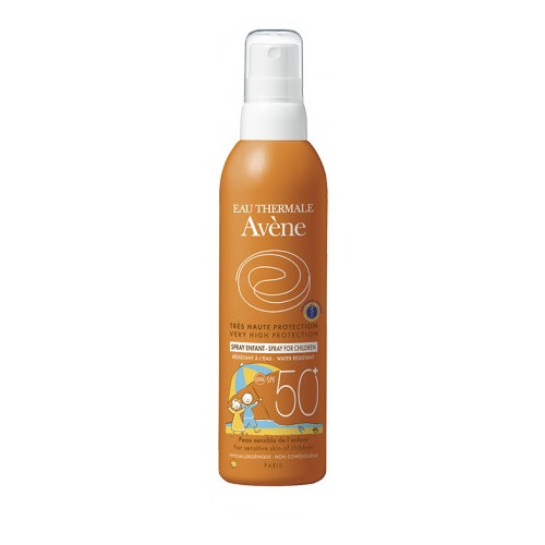 AVENE SOLAR SPRAY SPF50+ NIÑOS 200 ML