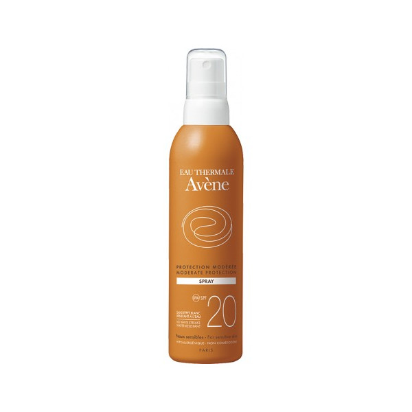 AVENE SOLAR SPRAY SPF20+ 200 ML