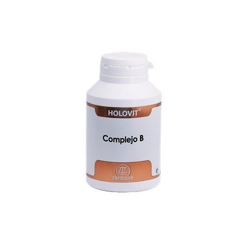 HOLOVIT COMPLEJO B 180 CAP EQUISALUD