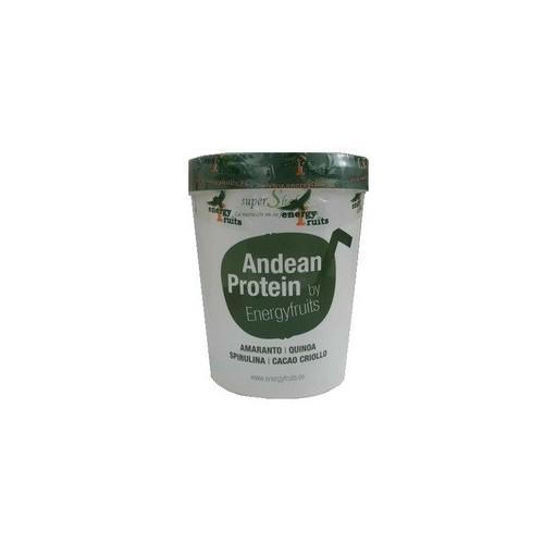 ANDEAN PROTEIN SHAKE 250GR (QUINOA,AMARANTO,SPIRUL,CACAO) ENERGY FRUITS