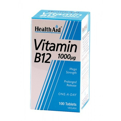VITAMINA B-12 1000MCG 50 COMP NUTRINAT