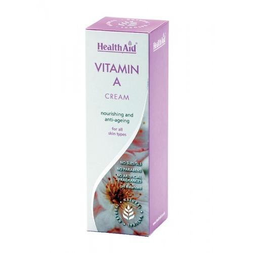VITAMINA A CREMA 75 CC NUTRINAT
