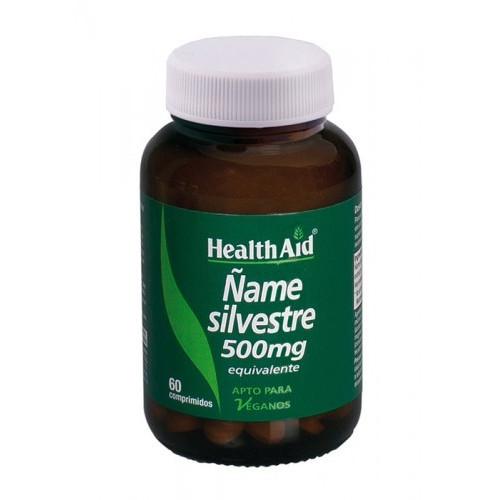 ÑAME SILVESTRE - WILD YAM 60 COMP HEALTH AID NUTRINAT