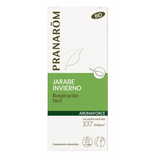 AROMAFORCE JARABE RESPIRACION FACIL 150 CC PRANAROM
