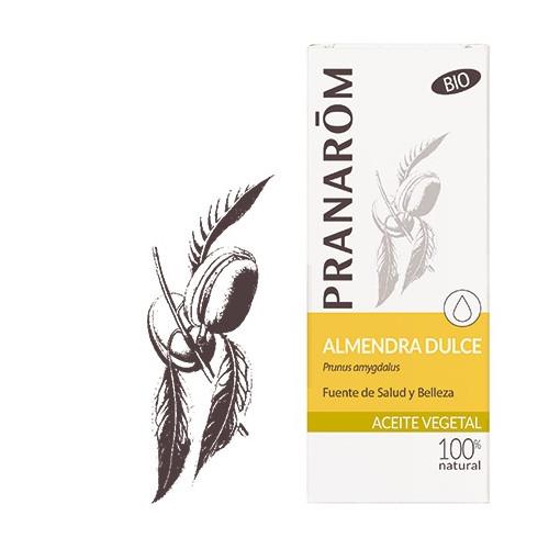 ALMENDRA DULCE ACEITE VEGETAL BIO (PRUNUS AMYGDALUS) 50 CC PRANAROM