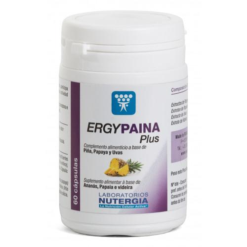 ERGYPAINA PLUS 60 CAP NUTERGIA