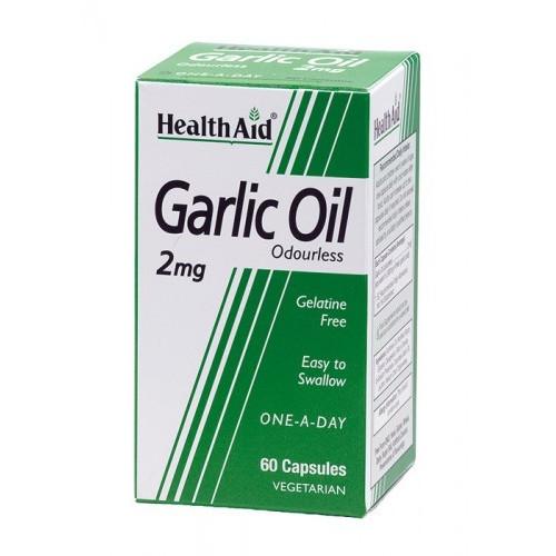 AJO (GARLIC OIL) 2 MG 60 CAP NUTRINAT