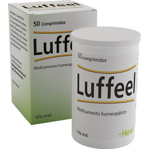 LUFFA COMPOSITUM (LUFFEEL) 50 COMP HEEL