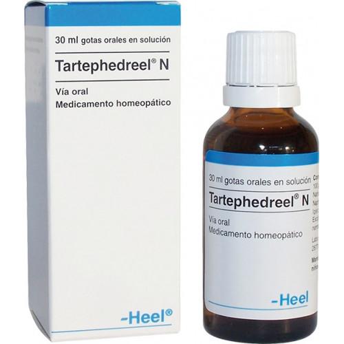 TARTEPHEDREEL GOTAS 30 ML HEEL