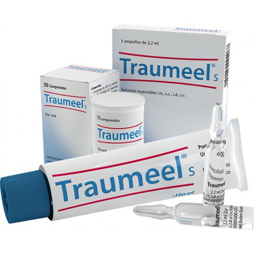 TRAUMEEL S GOTAS 100 ML HEEL