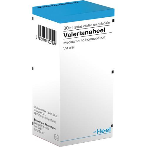 VALERIANAHEEL GOTAS 30 ML HEEL