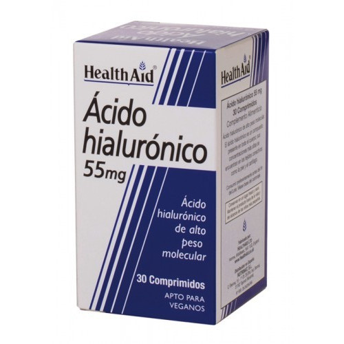 HIALURONICO ACIDO 55 MG 30 COMP NUTRINAT