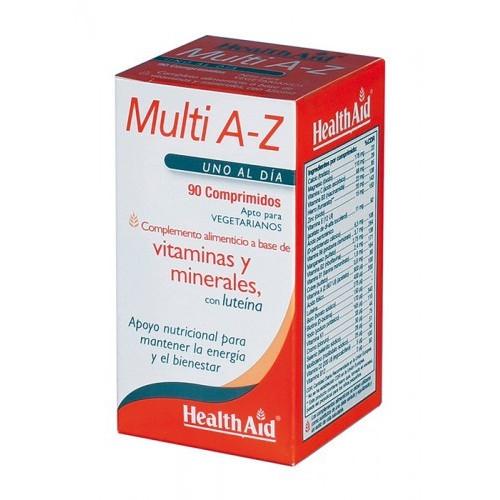 MULTI A Z (A TO Z MULTI) 90 COMP NUTRINAT
