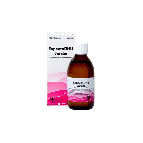 EXPECTODHU JARABE 200 ML DHU