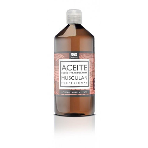 ACEITE MASAJE MUSCULAR 1L TERPENIC LABS