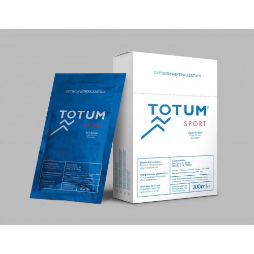 TOTUM SPORT AMP BEBIBLES 20 ML 1 AMPOLLA QUINTON