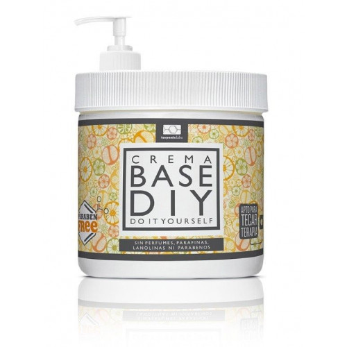 CREMA BASE 1000ML TERPENIC LABS | apta para diluir activos hidro y liposolubles