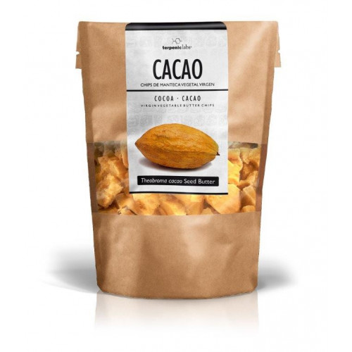 MANTECA DE CACAO CHIPS 250G TERPENIC LABS