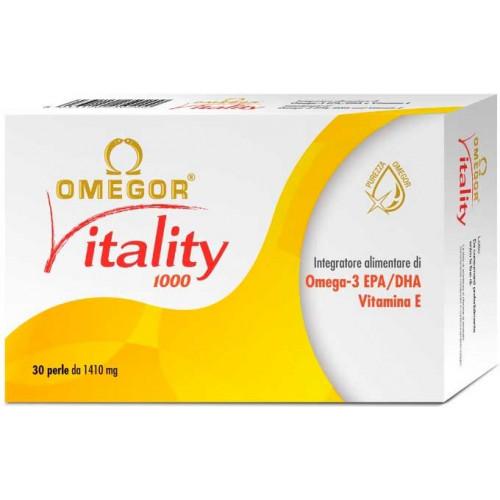 VITALITY 30 PERLAS OMEGOR UGA NUTRICEUTICALS