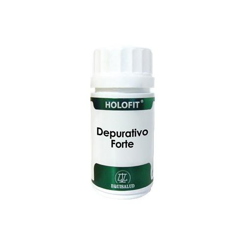 HOLOFIT DEPURATIVO FORTE 50 CAP EQUISALUD