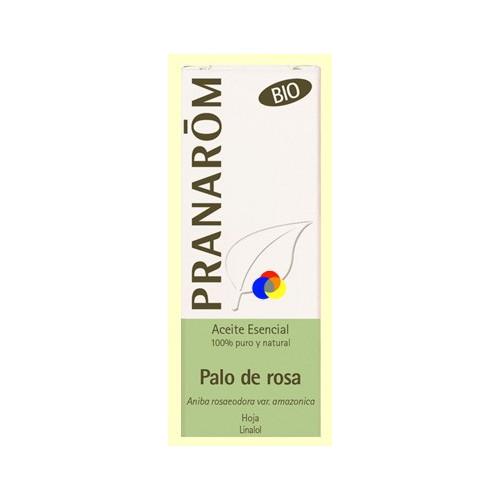 ACEITE ESENCIAL DE PALO DE ROSA HOJA BIO (ANIBA ROSAEODORA) 10 CC PRANAROM