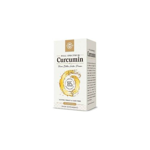FULL SPECTRUM CURCUMIN 30 CAP SOLGAR