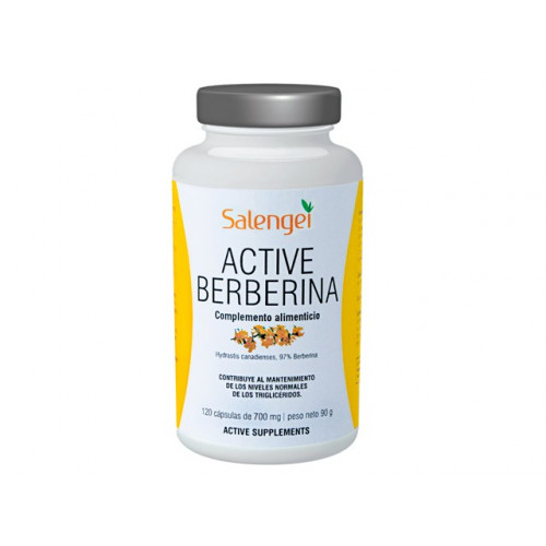 ACTIVE BERBERINA 60 CAP ACTIVE SUPPLEMENTS SALENGEI