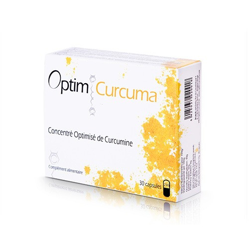 OPTIM CURCUMA 45 CAPS BIONOTO