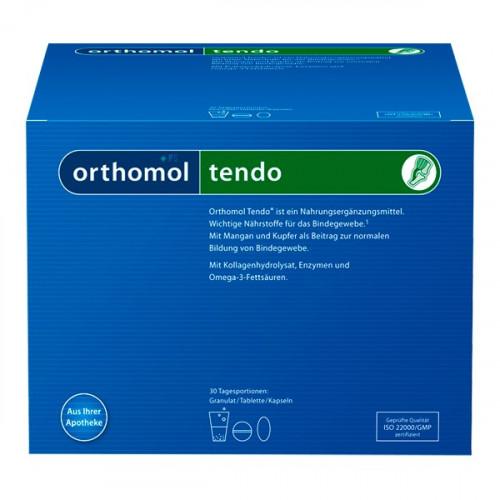 ORTHOMOL TENDO 30 SOBRES COBAS