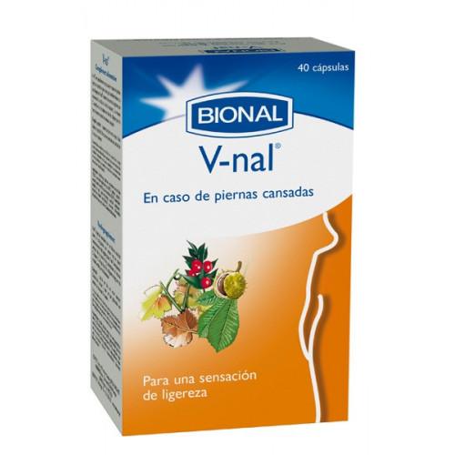 V-NAL (VENAL EXTRA) 40 CAPS BIONAL