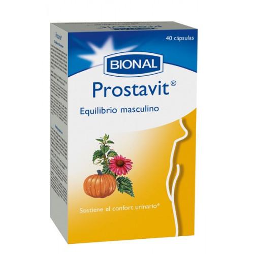 PROSTAVIT 40 CAP BIONAL
