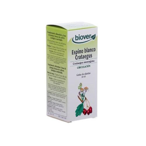 CRATAEGUS MONOGYNA (ESPINO BLANCO) 50 ML BIOVER