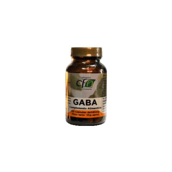 GABA 60 CAPS CFN