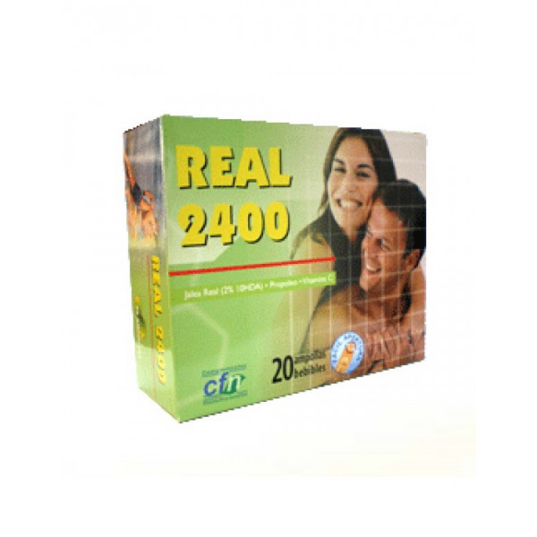 REAL 2400 20 AMP. CFN