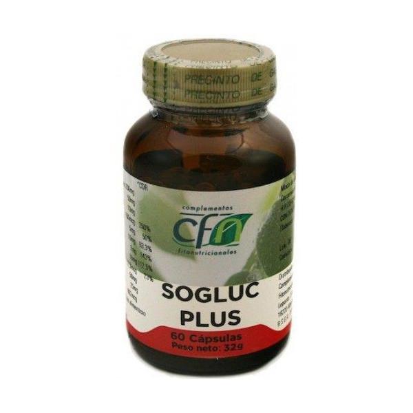 SOGLUC PLUS 60 CAP. CFN
