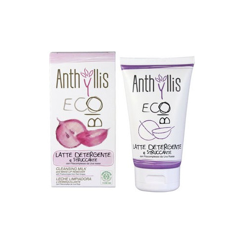 ANTHYLLIS LECHE LIMPIADORA Y DESMAQUILLANTE ECO BIO 150 ML