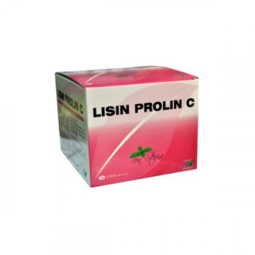 LISIN PROLIN C 50 SOBRES CFN