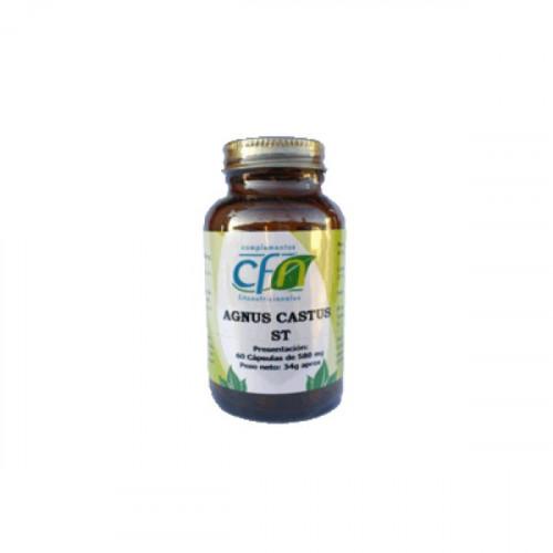 AGNUS CASTUS ST 60 CAP CFN