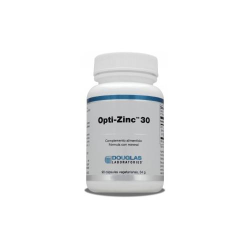 OPTIZINC 30 90 CAP DOUGLAS