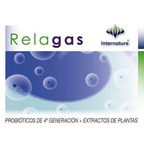 RELAGAS 30 CAPS INTERNATURE