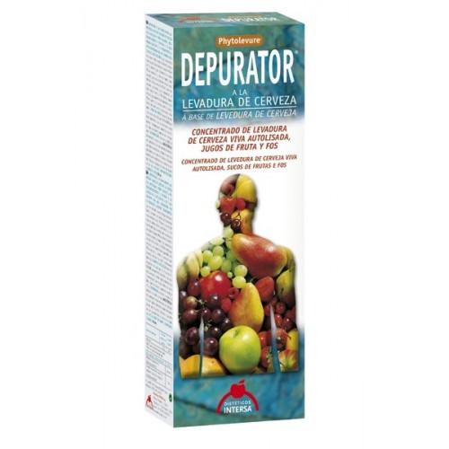 DEPURATOR CON LEVADURA 250 CC. CEREBIO-INTERSA
